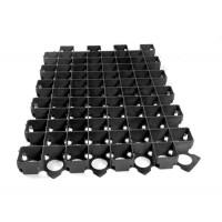 Газонная решетка, черная