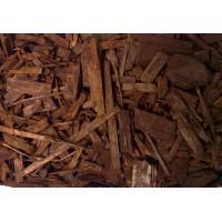 Мульча древесная, щепа Каштан