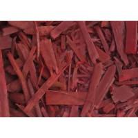 Мульча древесная, щепа Красная