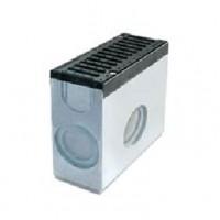 Комплект: Водоотводящий пескоулавливатель DN 200, с дном, усиленной серии