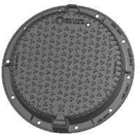 Люк канализационный тяжелый тип Т (В 125)«KCU71P EUROPA»