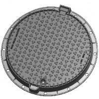 Люк канализационный средний тип С (В125) «KBL03P EUROPA »