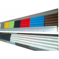 Накладки на ступени, цветная резина